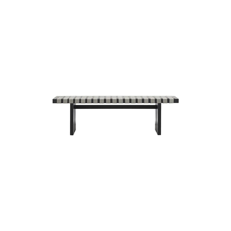 House Doctor-collectie Bench Kota, Black