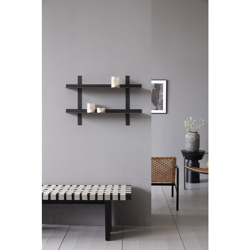 House Doctor-collectie Wandplanken Tag metaal