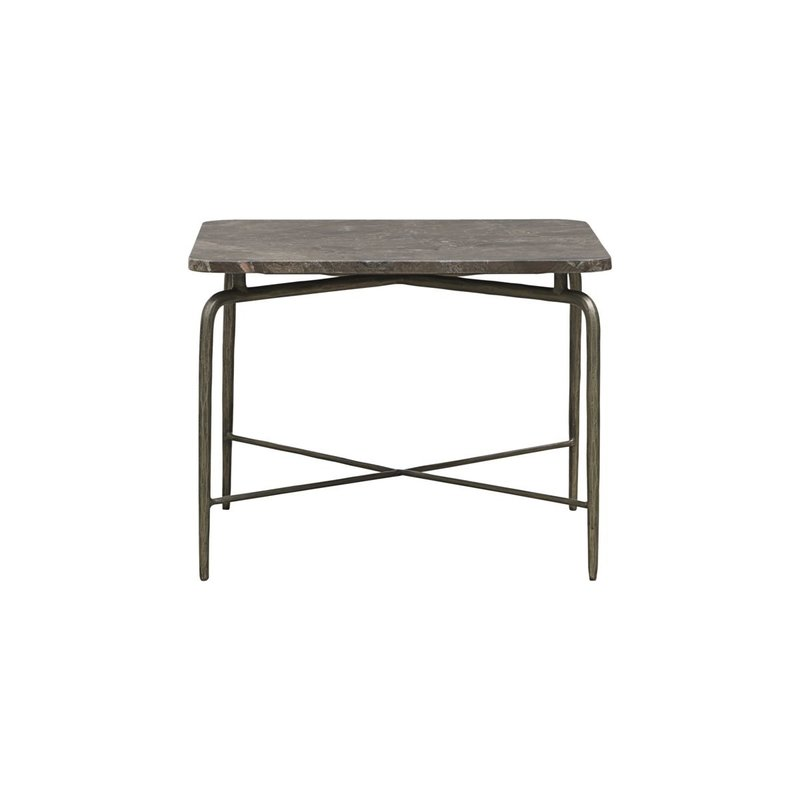 House Doctor-collectie Coffee table square, Brown