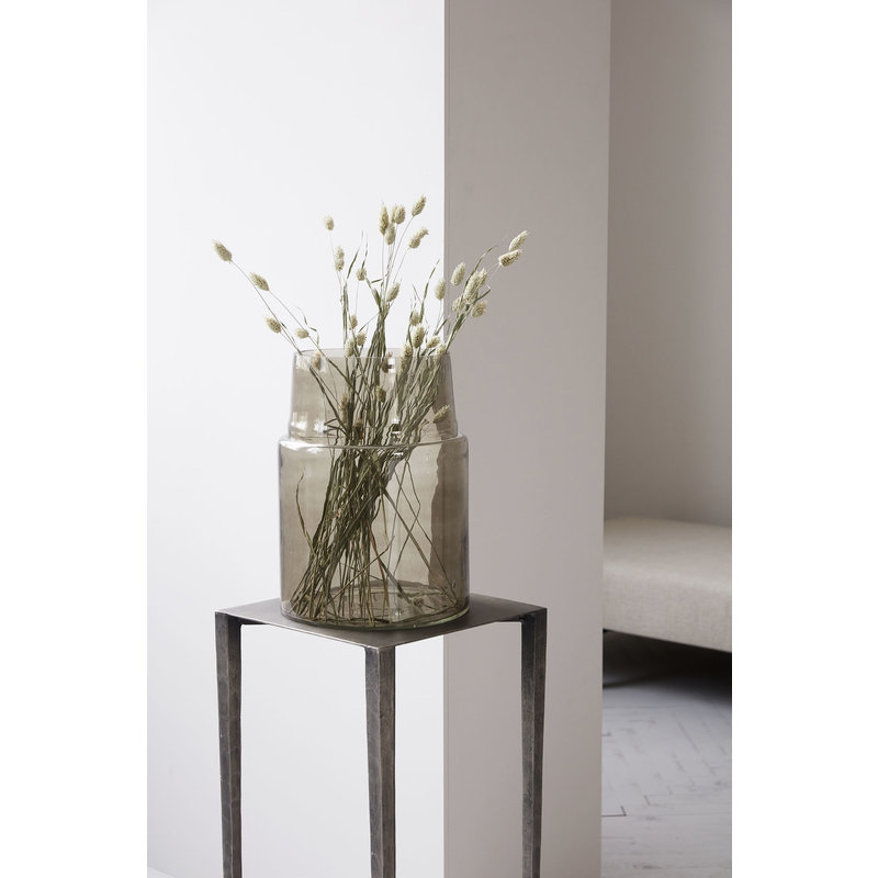 House Doctor-collectie Vase Airy, Grey, 10 Liters
