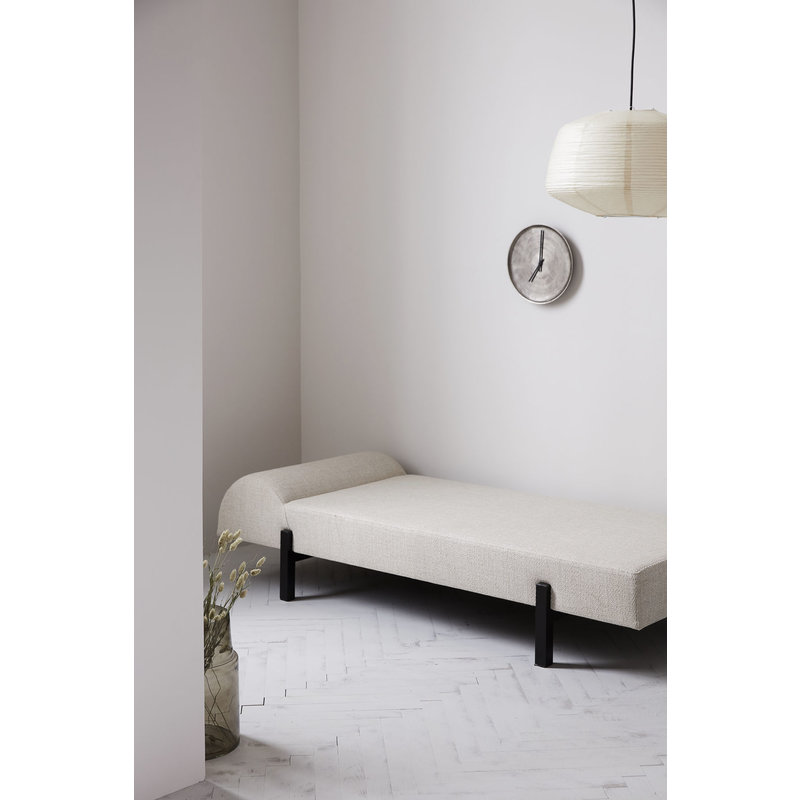 House Doctor-collectie Daybed Diva, Ivory