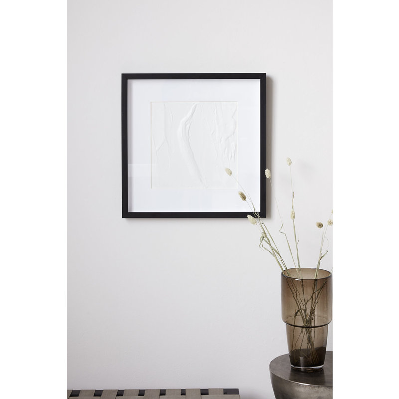 House Doctor-collectie Wall art Baou wit