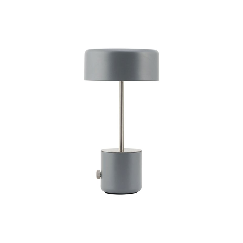 House Doctor-collectie Table lamp Bring, Grey