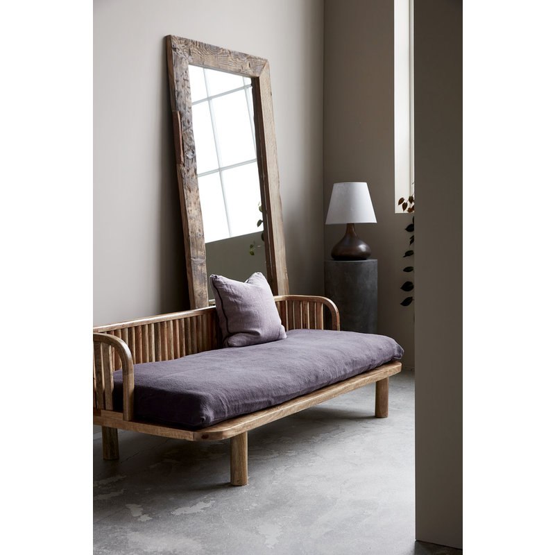 House Doctor-collectie Matress cover Alba, Brown