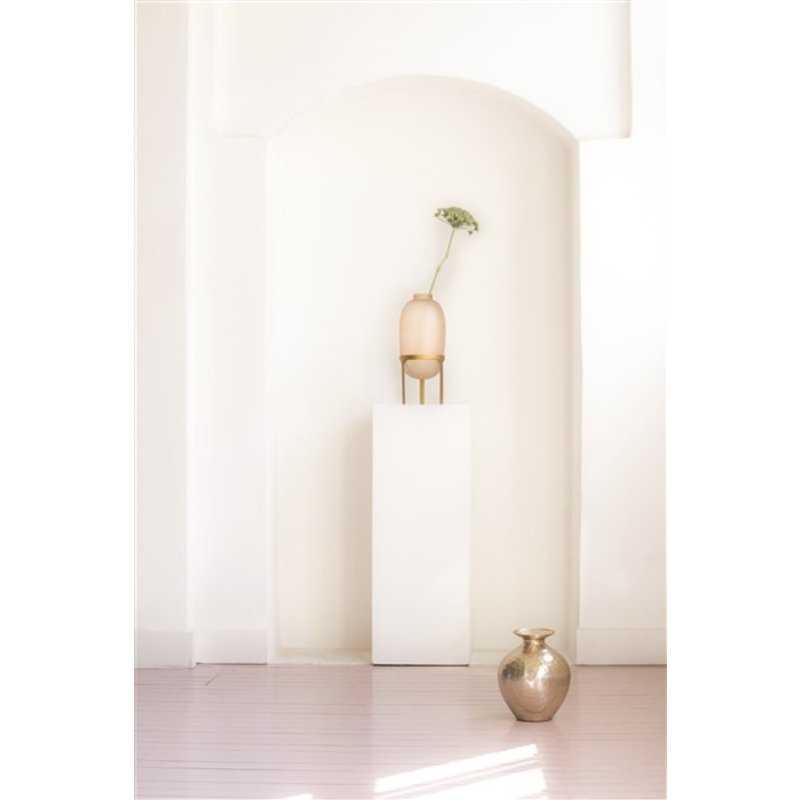 Urban Nature Culture-collectie Vase on foot pink