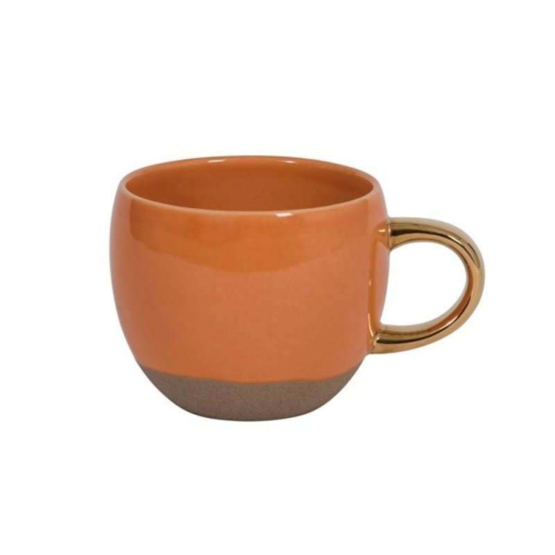 Urban Nature Culture-collectie Cup reactive glaze amber glow