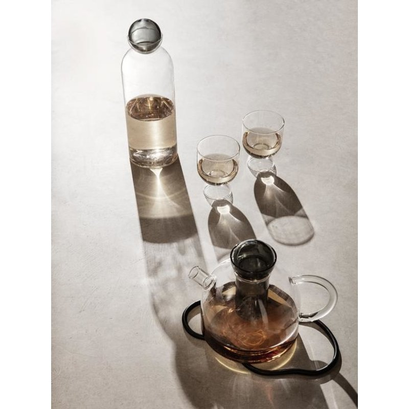ferm LIVING-collectie Still Glasses - Set of 2 - Clear