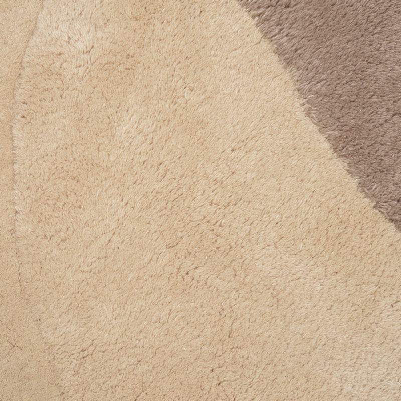 ferm LIVING-collectie View Tufted Rug - Beige