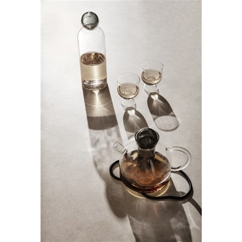 ferm LIVING-collectie Still Carafe - Clear