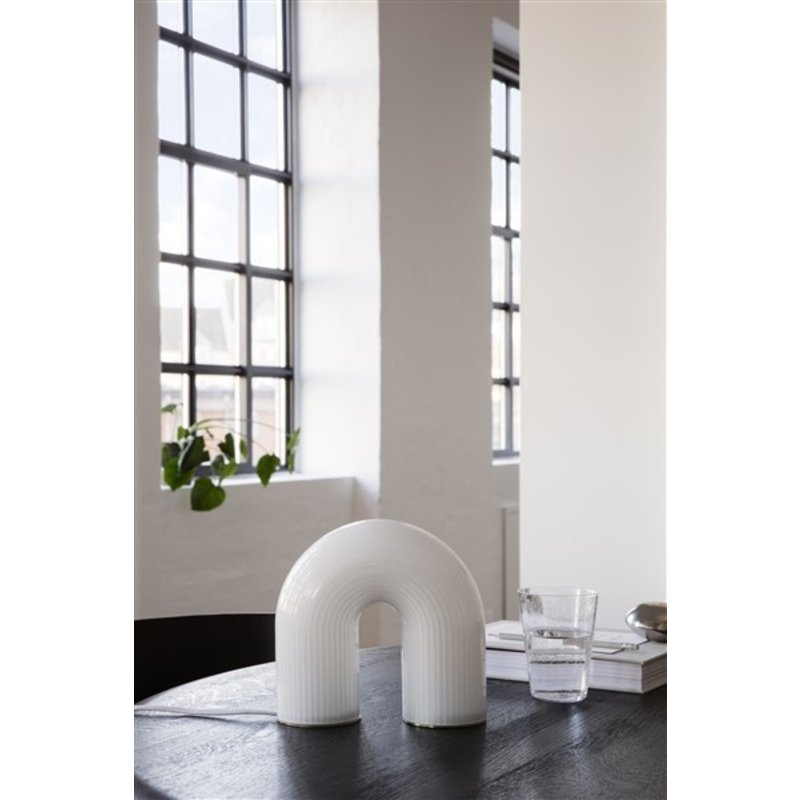 ferm LIVING-collectie Vuelta Lamp - White