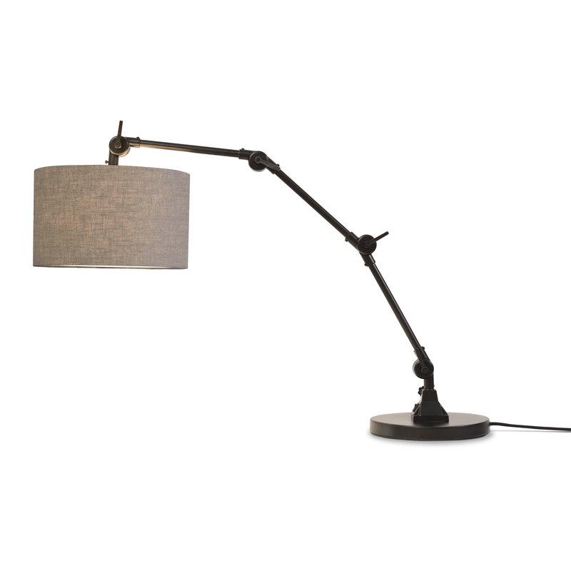 it's about RoMi-collectie Tafellamp Amsterdam kap 3220, d.linnen