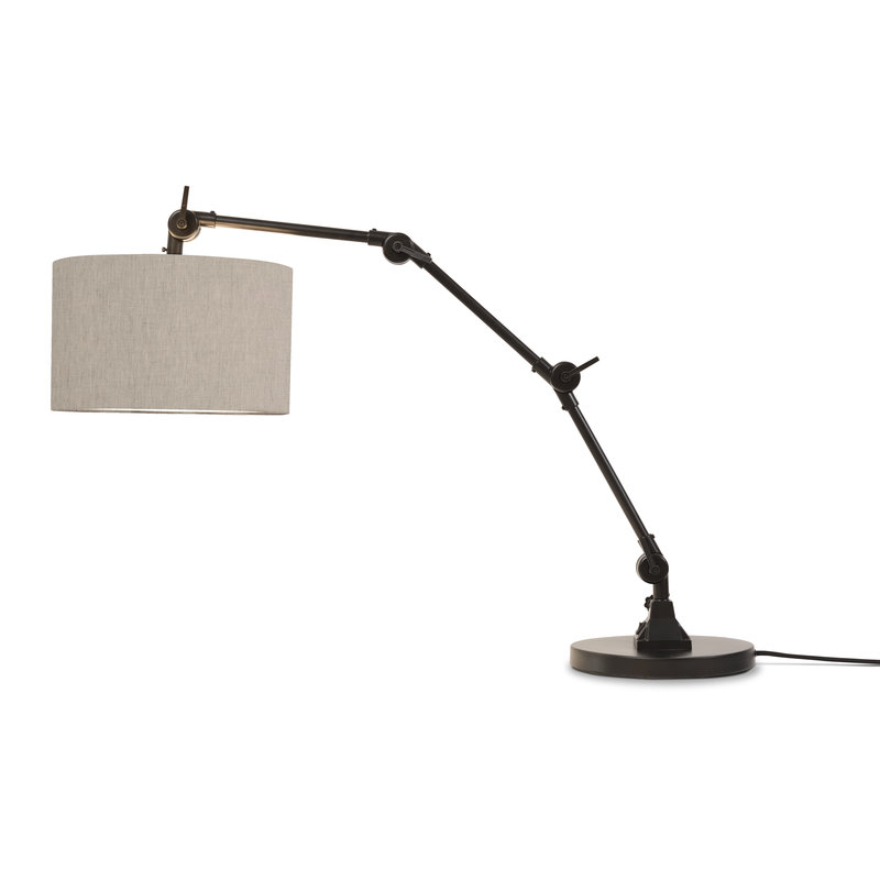 it's about RoMi-collectie Table lamp Amsterdam shade 3220, l.linen