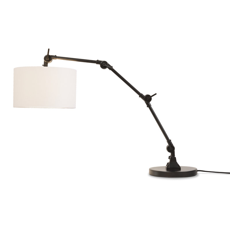 it's about RoMi-collectie Table lamp Amsterdam shade 3220, white