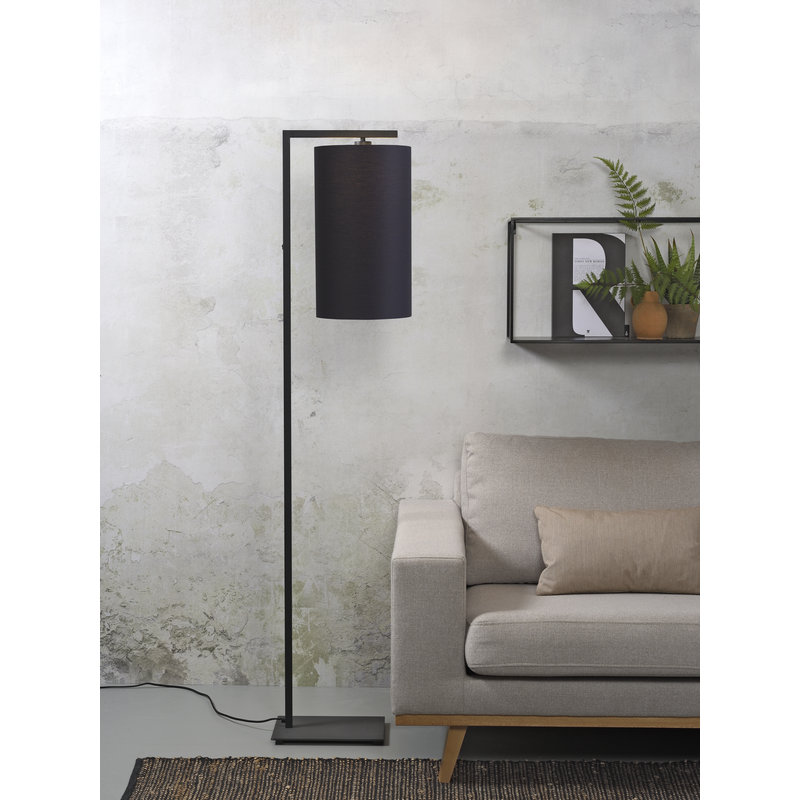it's about RoMi-collectie Floor lamp Boston shade 2545 d.grey