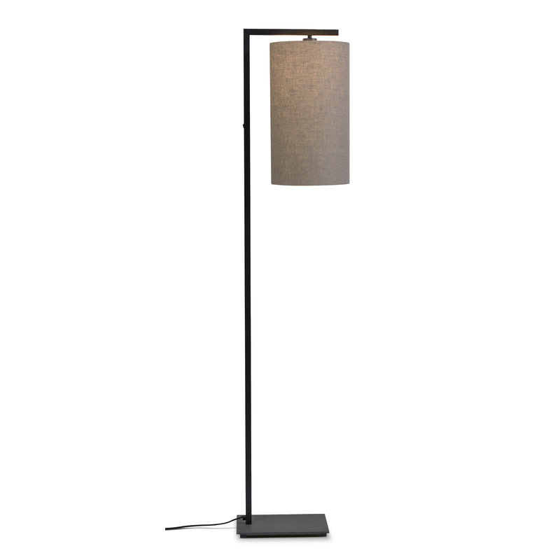 it's about RoMi-collectie Vloerlamp Boston kap 2545 d.linnen