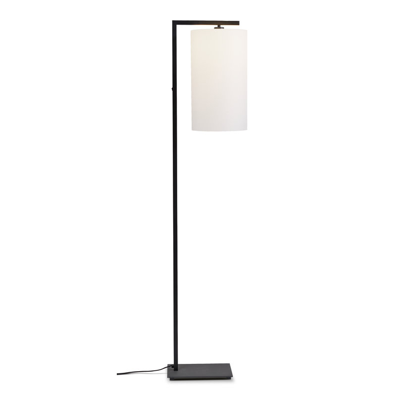 it's about RoMi-collectie Floor lamp Boston shade 2545 white