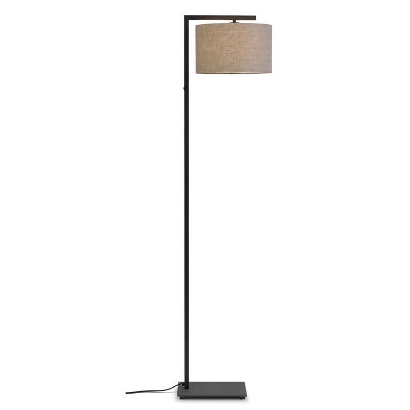 it's about RoMi-collectie Vloerlamp Boston kap 3220 d.linnen