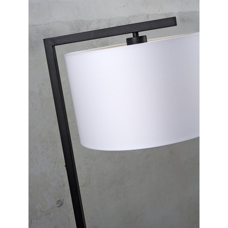 it's about RoMi-collectie Floor lamp Boston shade 3220 smoke grey
