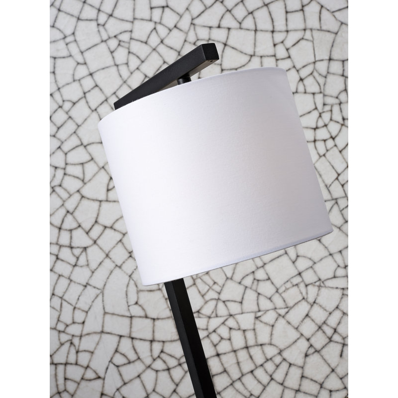 it's about RoMi-collectie Table lamp Boston shade 1815 smoke grey