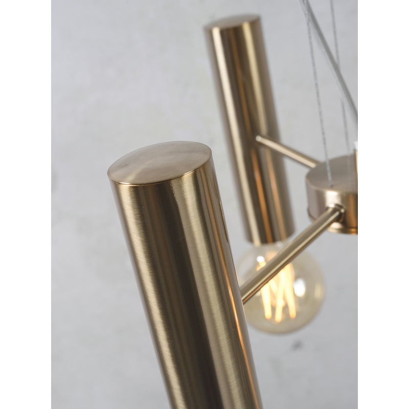 it's about RoMi-collectie Chandelier Cannes gold, S