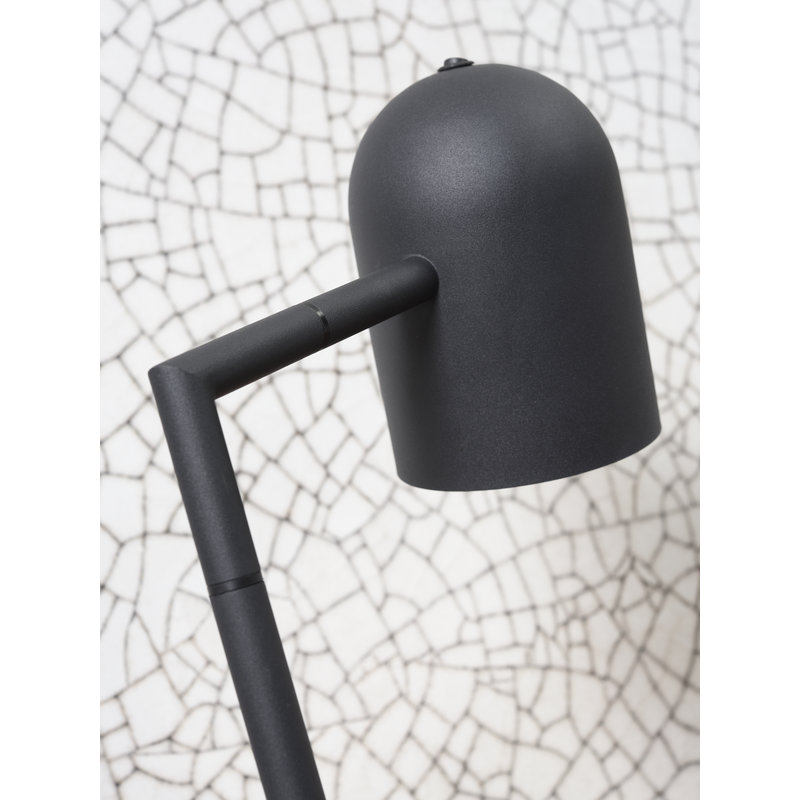 it's about RoMi-collectie Floor lamp iron Marseille black