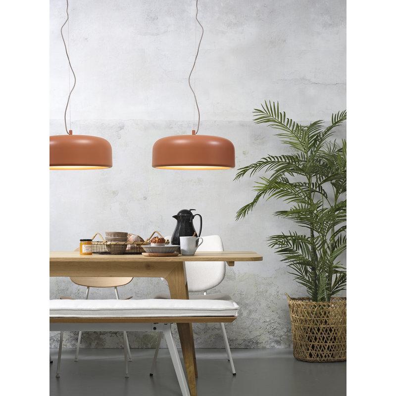 it's about RoMi-collectie Hanging lamp aluminum Marseille terra