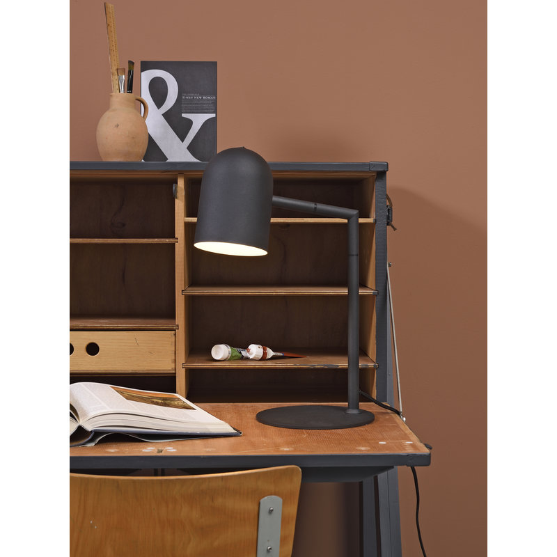 it's about RoMi-collectie Table lamp iron Marseille black