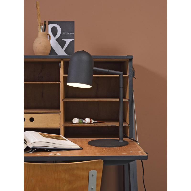it's about RoMi-collectie Tafellamp ijzer Marseille zwart