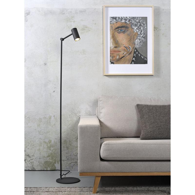 it's about RoMi-collectie Floor lamp iron Montreux LED black