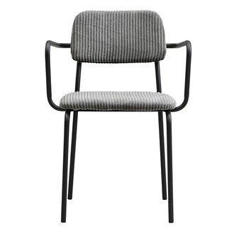 House Doctor Dining chair, Classico, Dark grey