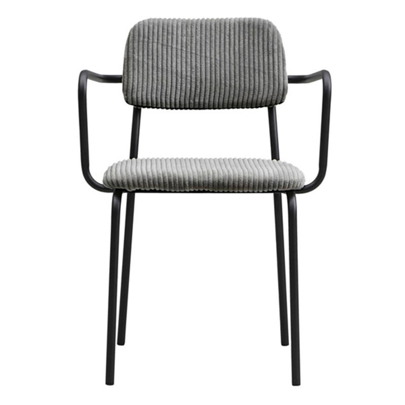House Doctor-collectie Dining chair, Classico, Dark grey