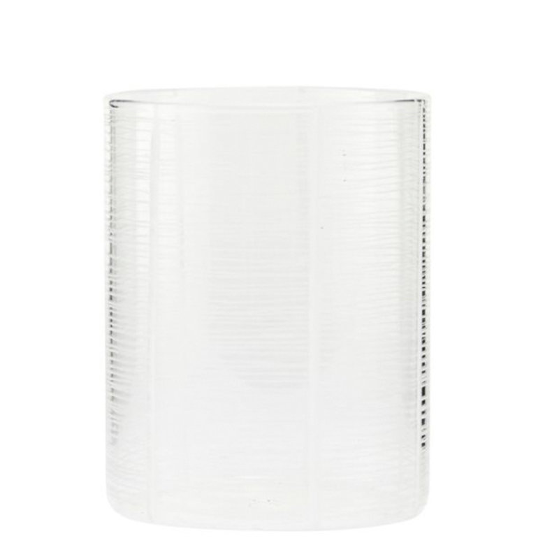 House Doctor-collectie Tealight, North, Clear 11,5 cm