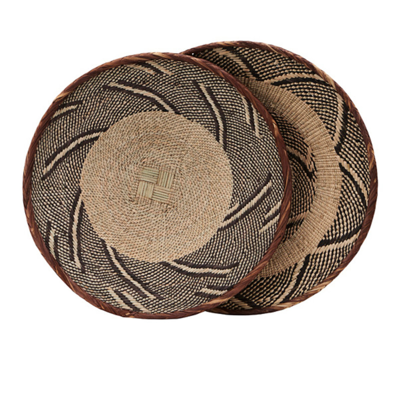 House Doctor-collectie Baskets, Tonga, Assorted, Size and pattern will vary 30 cm