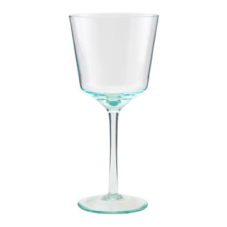 House Doctor Red wine glass, Ganz, Green, 450 ml