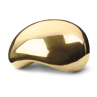 ferm LIVING Sculptural Object - Brass