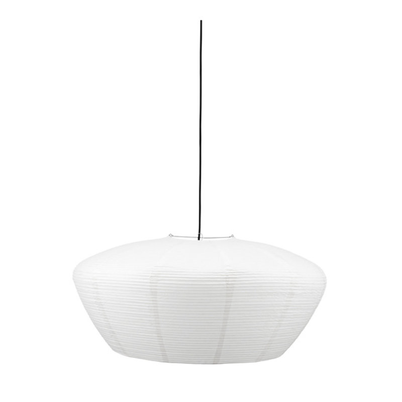 House Doctor-collectie Lampshade, Bidar, White, Max 60 W