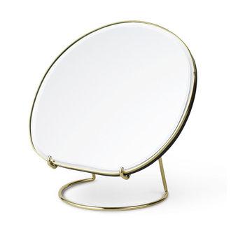 ferm LIVING Pond tafel spiegel - Brass