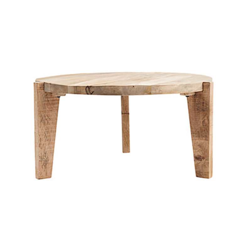 House Doctor-collectie Coffee table Bali, Natural