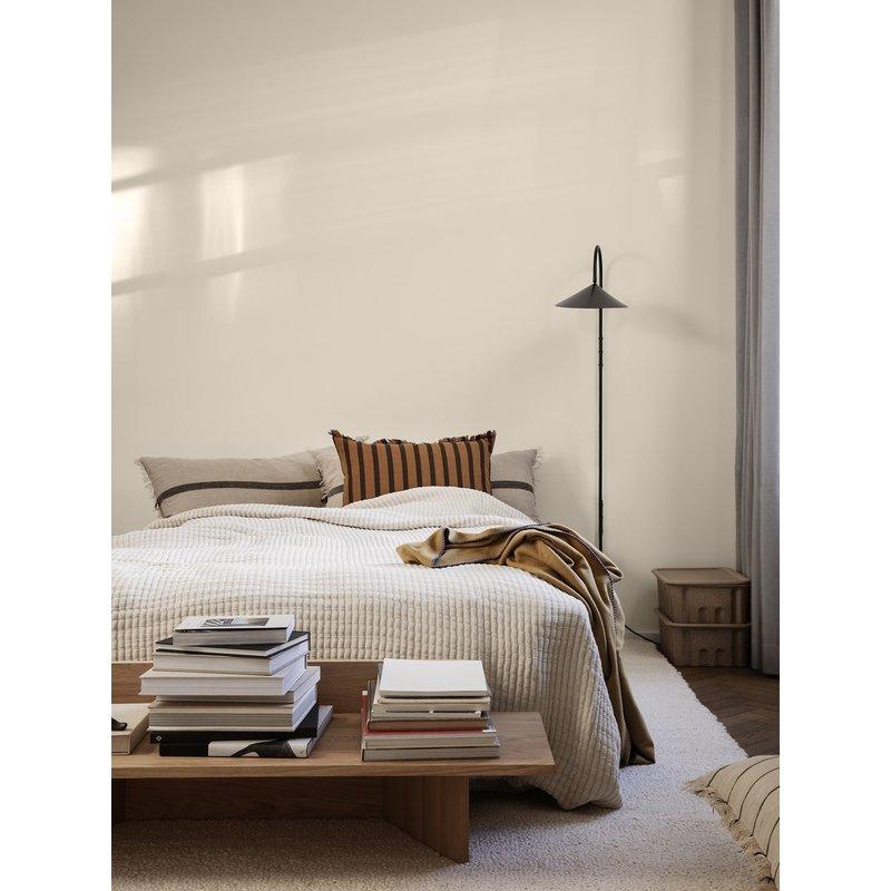 ferm LIVING-collectie Oblique Bench - Natural Oak