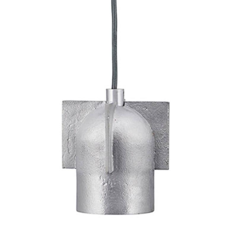 House Doctor-collectie Lamp Akola geborsteld zilver