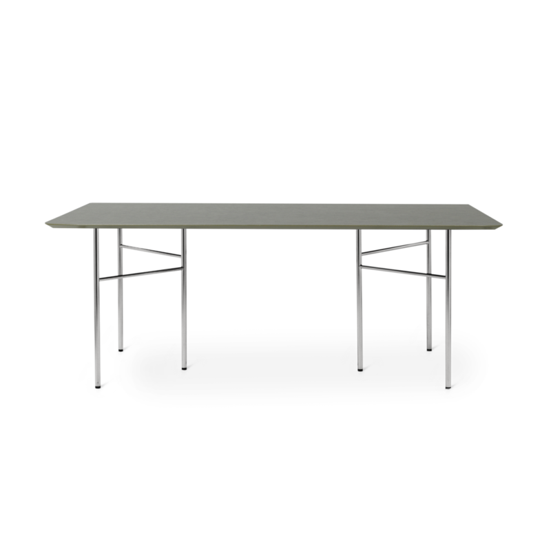 ferm LIVING-collectie Mingle Table Top Rectangulare 210 cm - T