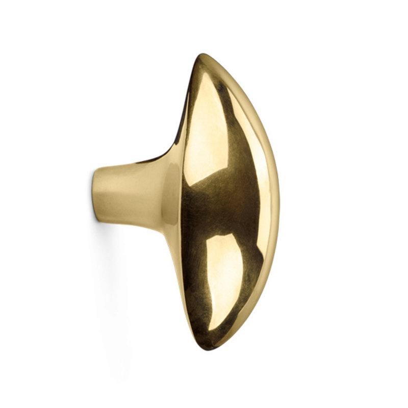 ferm LIVING-collectie Lemon Hook - Brass