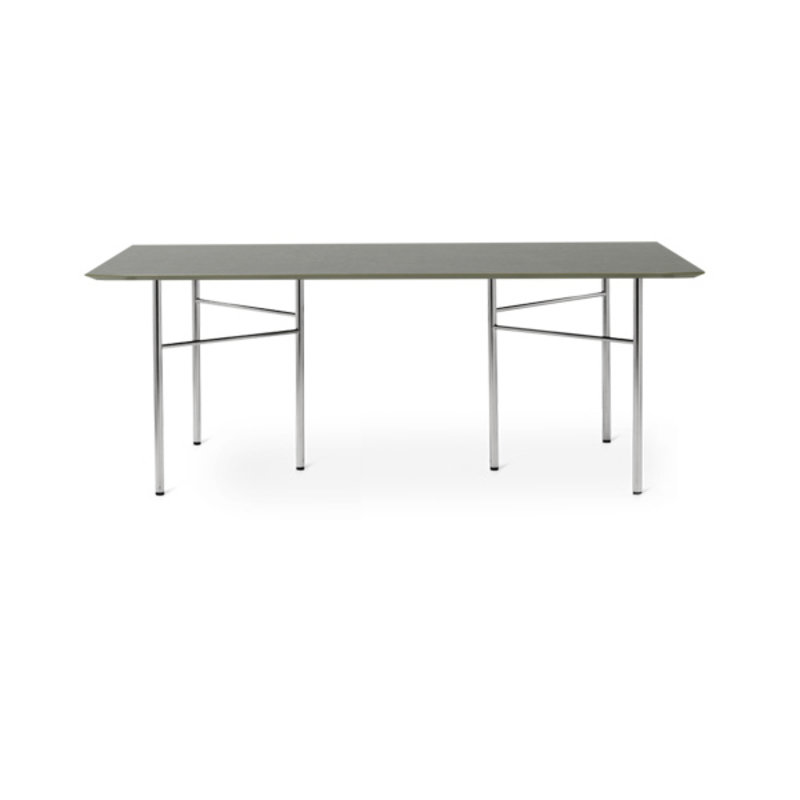 ferm LIVING-collectie Mingle Table Top Rectangular 160 cm - Ta