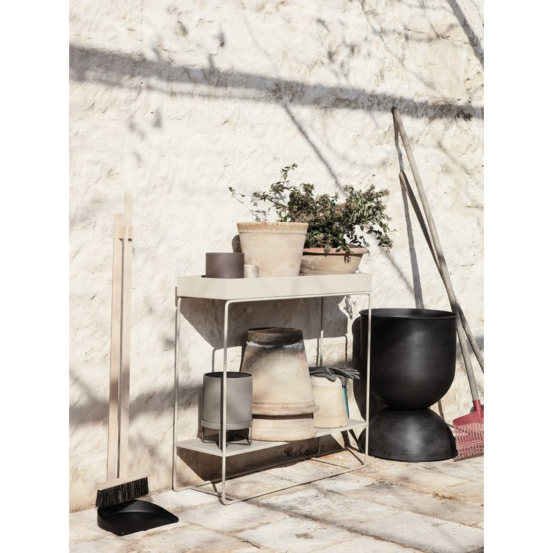 ferm LIVING-collectie ICON Broom Set - Natural
