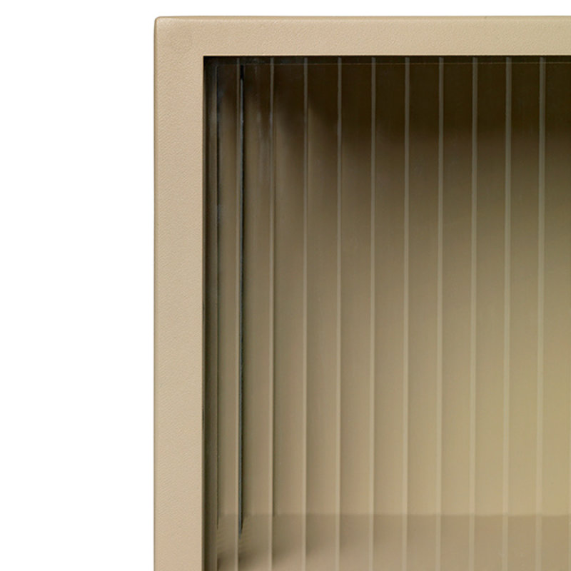 ferm LIVING-collectie Haze wandkast - Cashmere