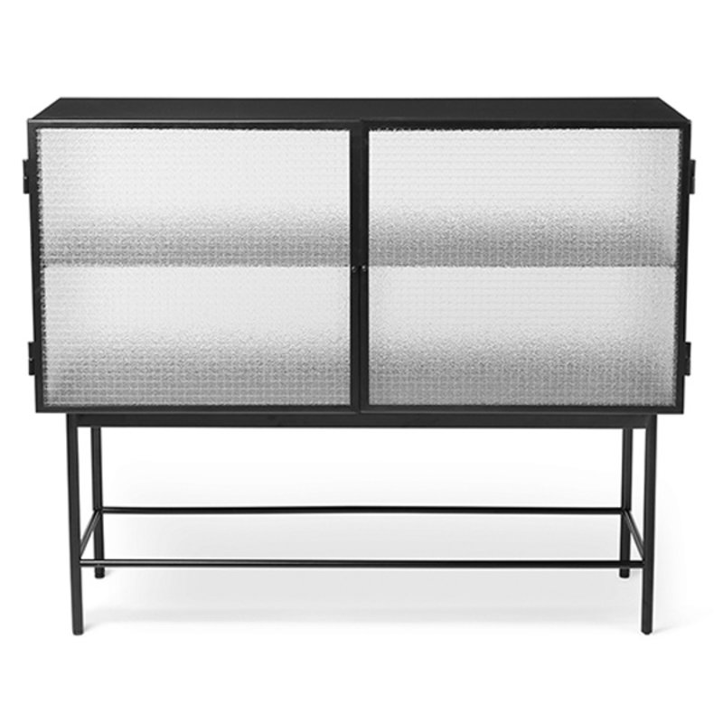 ferm LIVING-collectie Haze Sideboard - Black