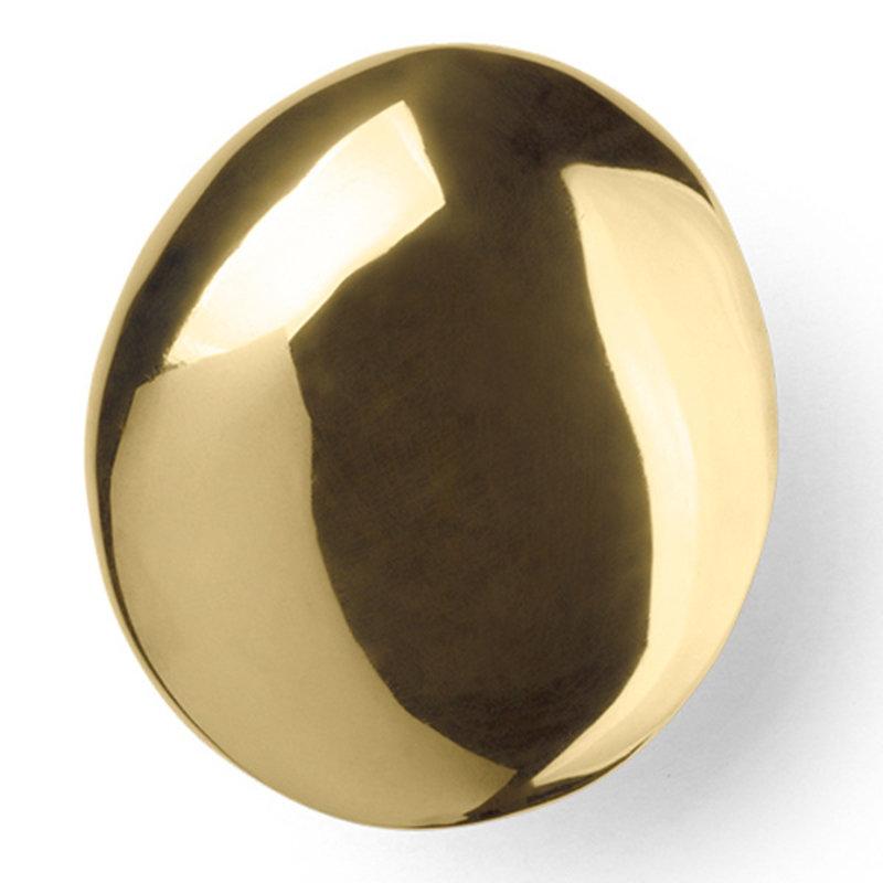 ferm LIVING-collectie Chanterelle haak - Brass