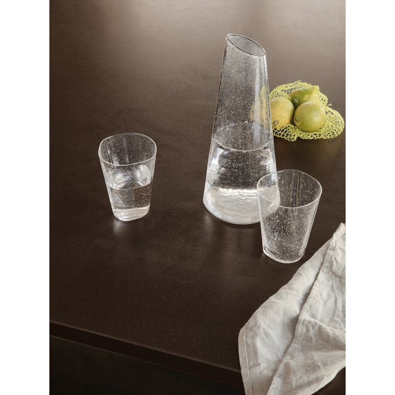 ferm LIVING-collectie Brus Carafe - Clear