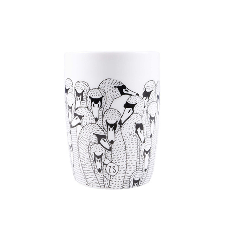 Zusss-collectie Mug with Swans