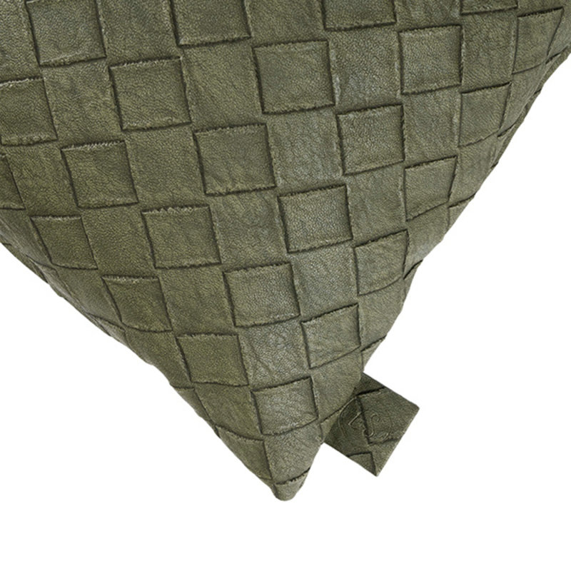Zusss-collectie Cushion leather black